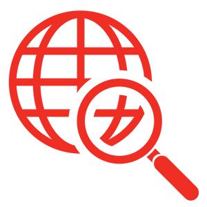 Adecco Analytics icon Inzicht in de regio