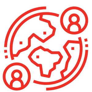Adecco Expat Solutions icoon groot international netwerk
