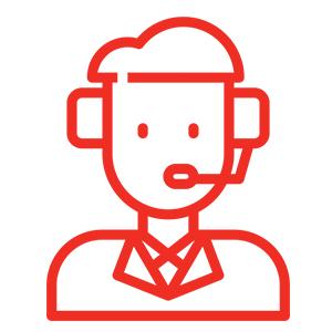 Adecco Inhouse Services icon dichtbij en betrokken