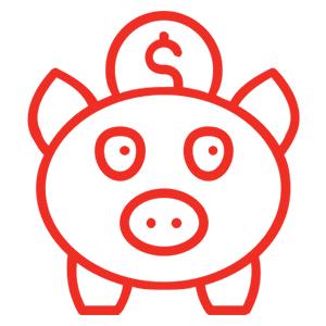 Adecco Inhouse Services icon effectief kosten besparen