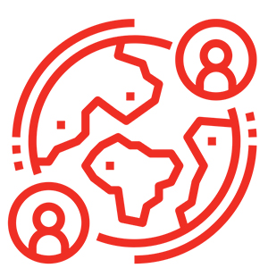 Adecco International Mobility icon wereldwijd netwerk
