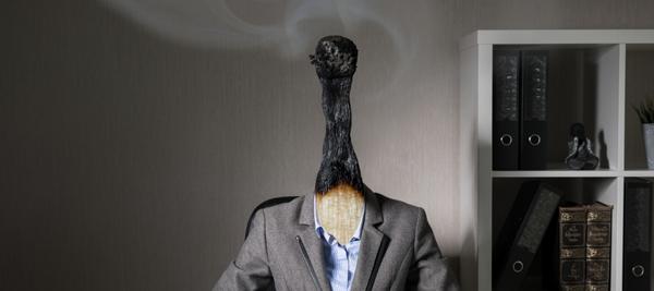 'Burnout verminderen