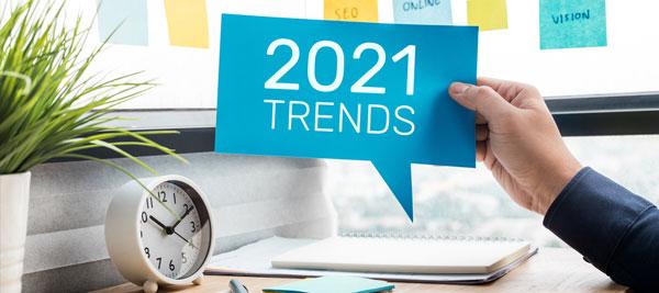 'De TOP 5 trends uit de wereld van werk