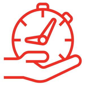 Adecco Werving en selectie icon Tijdsbesparing en analyse